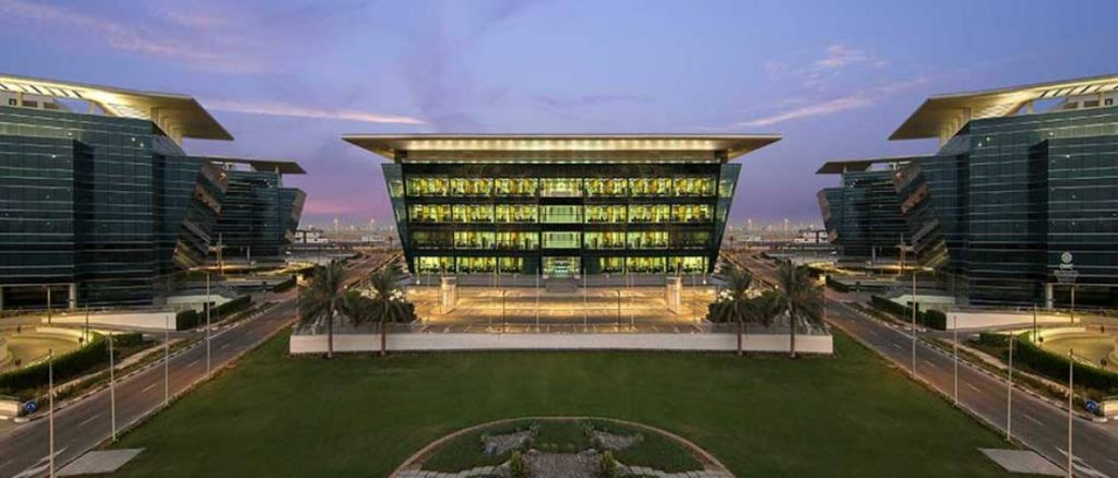 Dubai South Free Zone Business Park